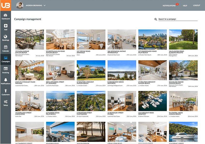 Alternative to dropbox for real estate photographers